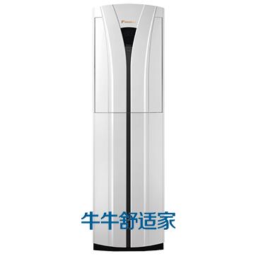 大金家用及分体机柜机B系列 3级能效FVXB372NC-W,T