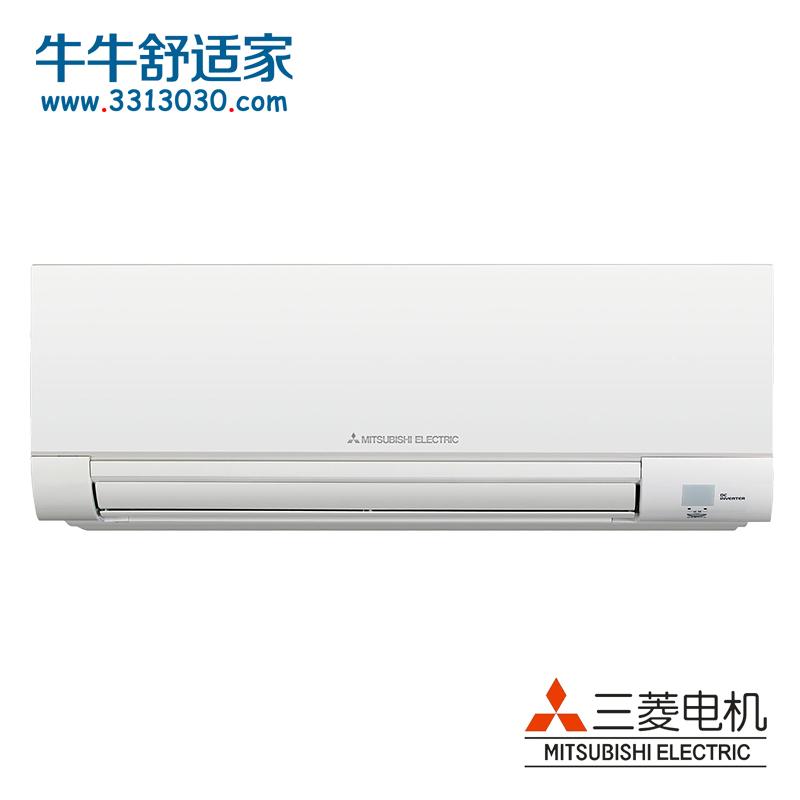 三菱电机 大1.5匹 3级能效 全直流变频 壁挂式冷暖空调(白)MSZ-FJ12...