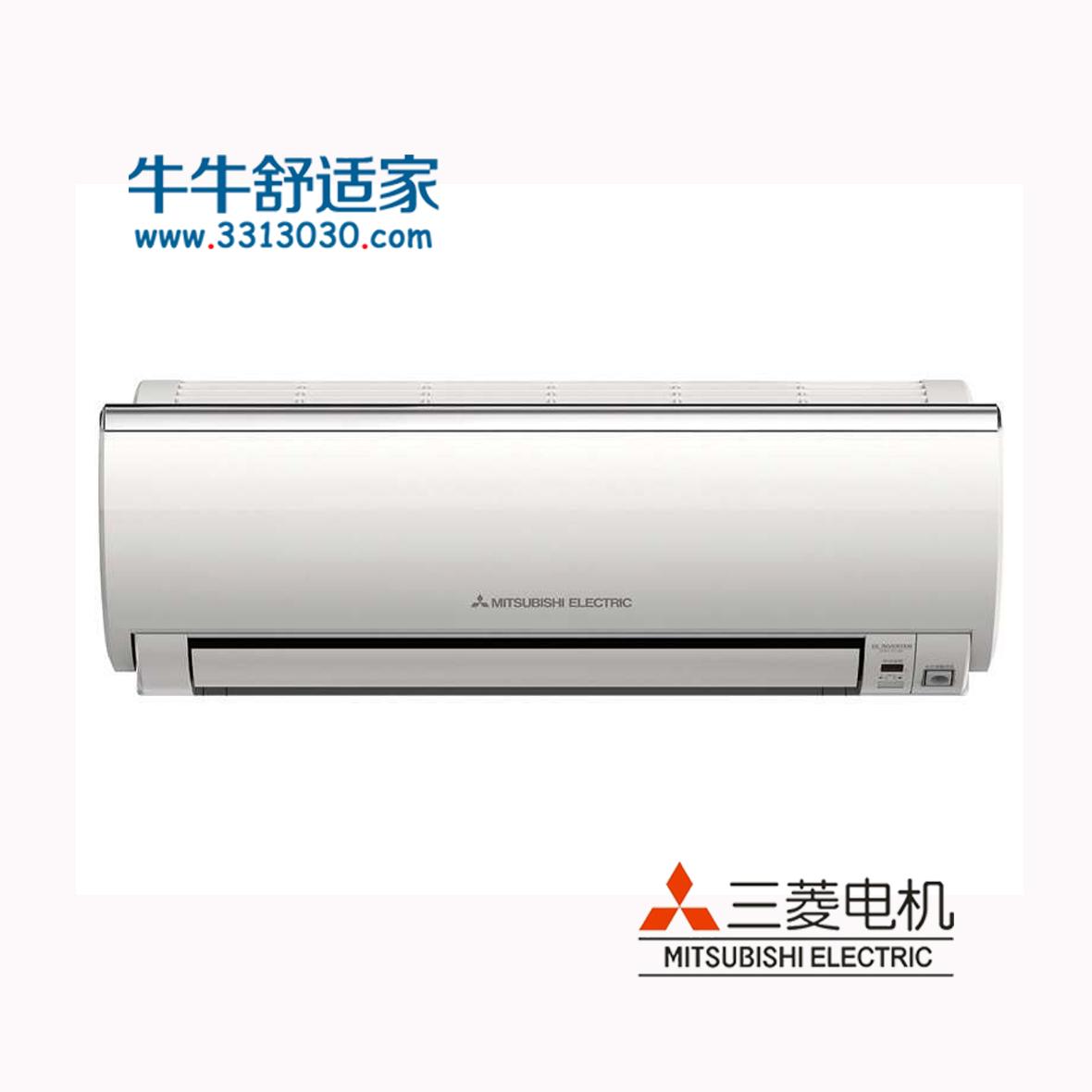 三菱电机 大1.5匹 1级能效 全直流变频 壁挂式冷暖空调(白)MSZ-ZFJ1...