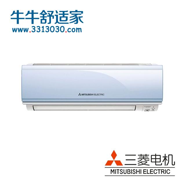 三菱电机 大1.5匹 2级能效 全直流变频 壁挂式冷暖空调(蓝)MSZ-BYGJ...